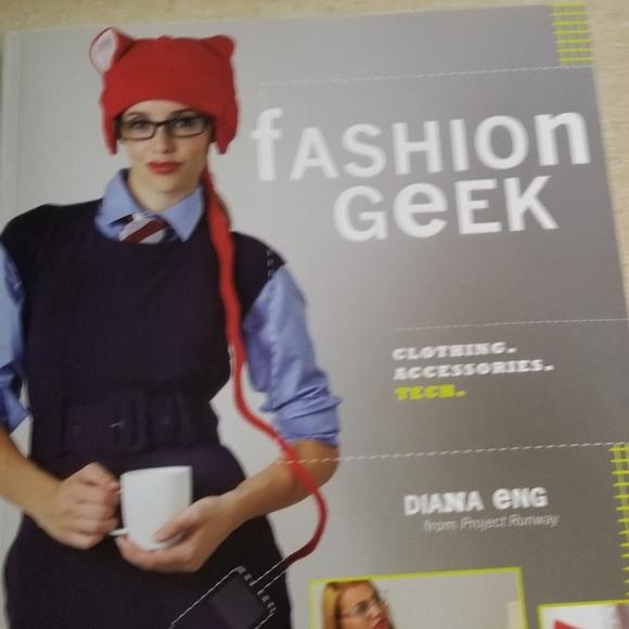 Other Fashion Geek L Stem Fashion Design Book New Poshmark